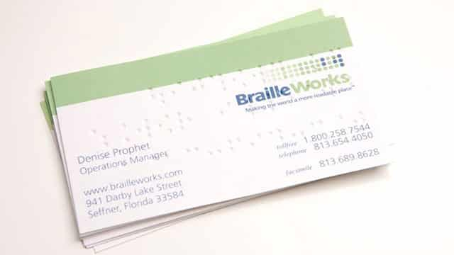 braille-works-business-card-example