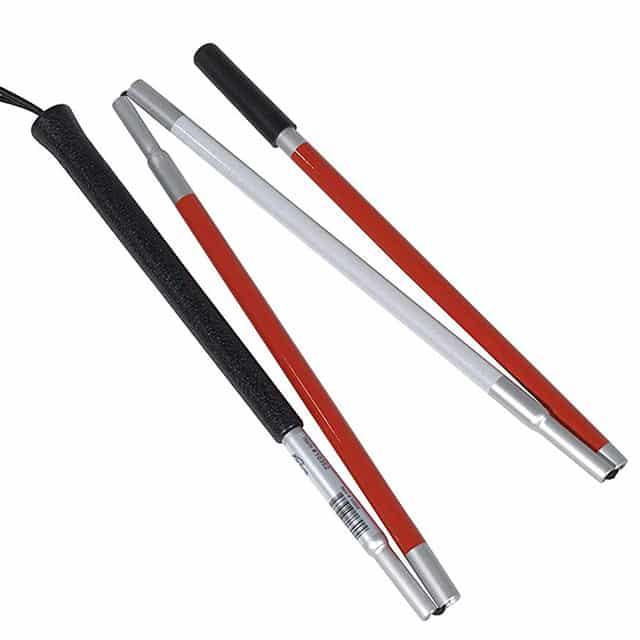 medical-folding-blind-white-cane