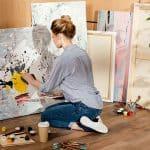 10 Incredible Blind Painters